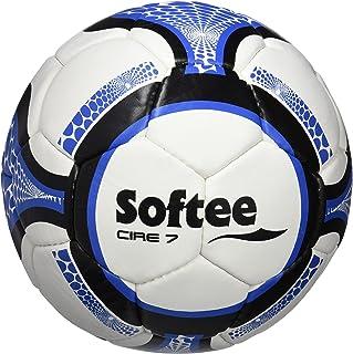 Softee Equipment 0000518Ballon de Football, Blanc, Taille S