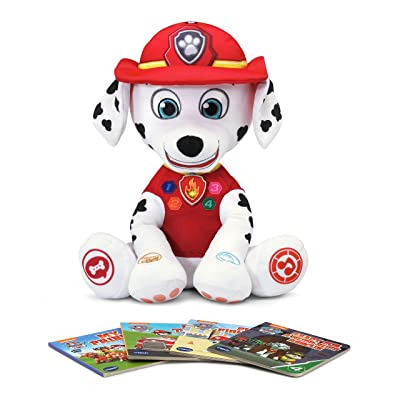VTech PAW Patrol Marshall's Read-to-Me Adventure: Toys & Games