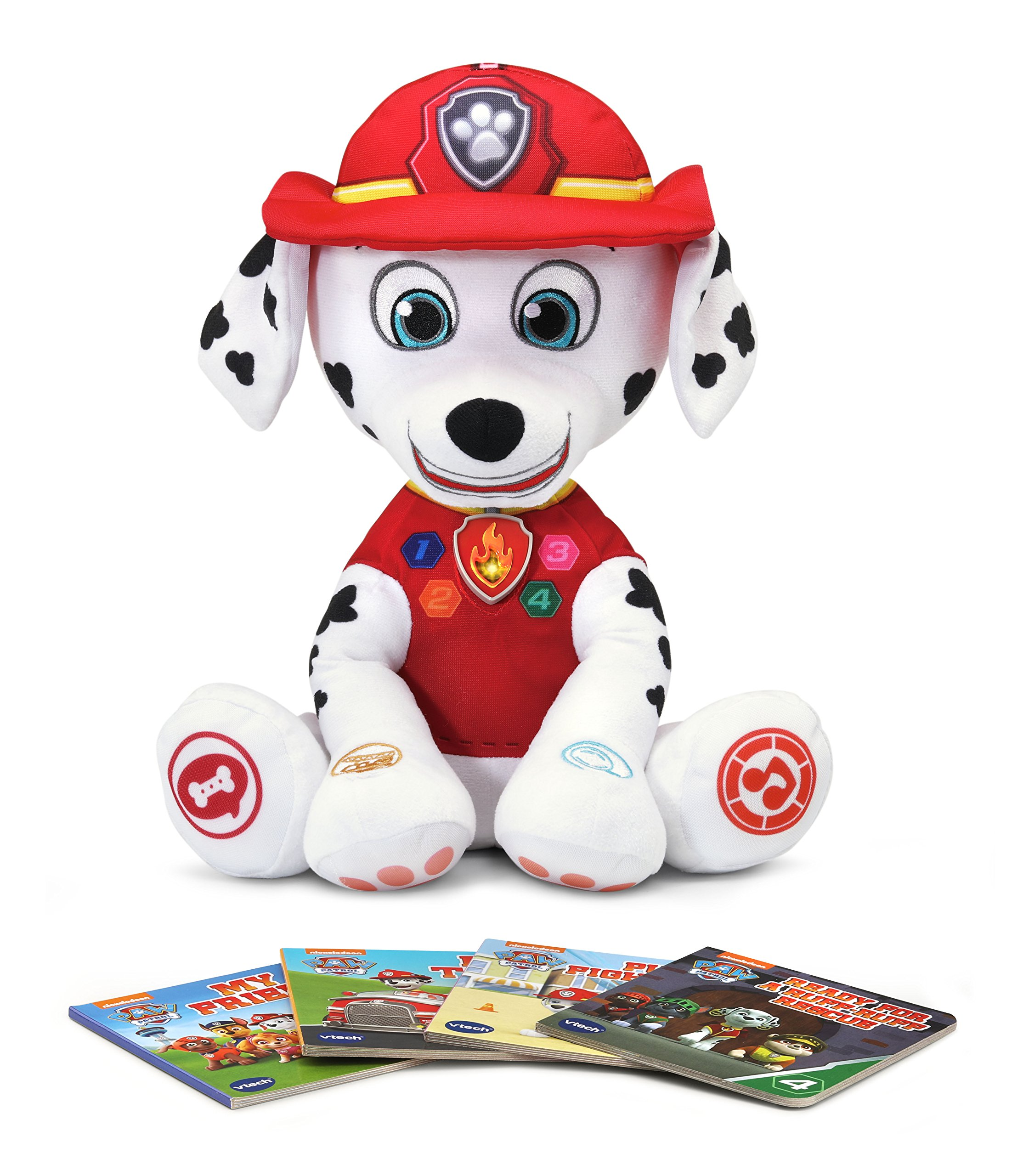 VTech PAW Patrol Marshall's Read-to-Me Adventure by VTech (Image #5)