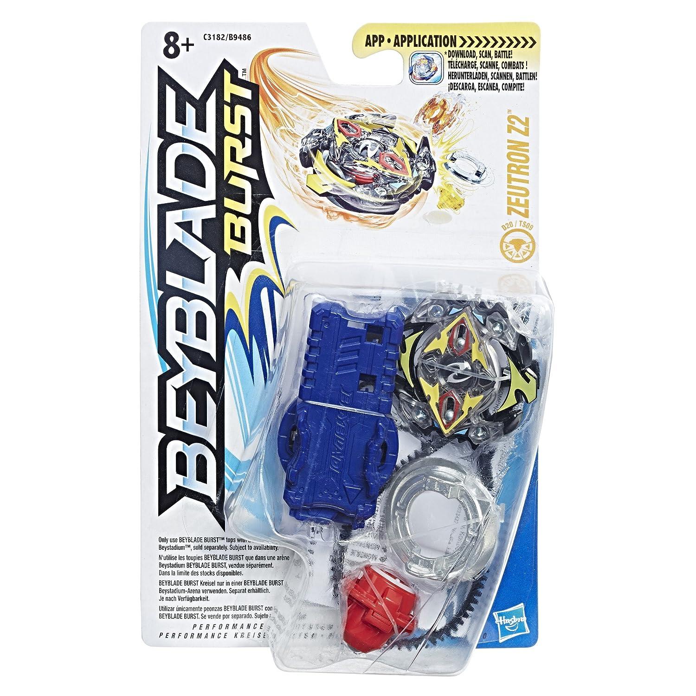 Hasbro Beyblade Burst C0600ES0 - Starter Pack Doomscizor D2, Kreisel C0600EL2