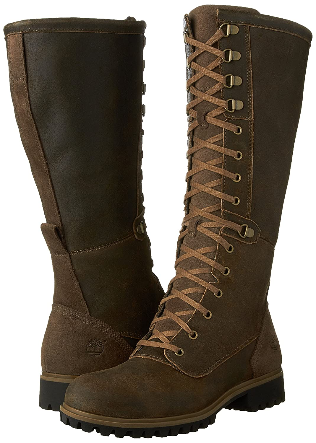 ccec1951df24a Timberland Women's Wheelwright Lace Casual Boot: Amazon.ca: Shoes & Handbags