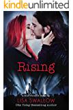 Rising: A British Rock Star Romance (Blue Phoenix Book 4)