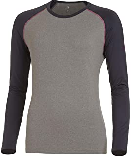 Premium Silver /& Fresh Medico Seamless Mujer Profesional Unterhemd