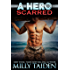 A Hero Scarred: BBW Contemporary Romance (Wounded Soldiers Book 2)