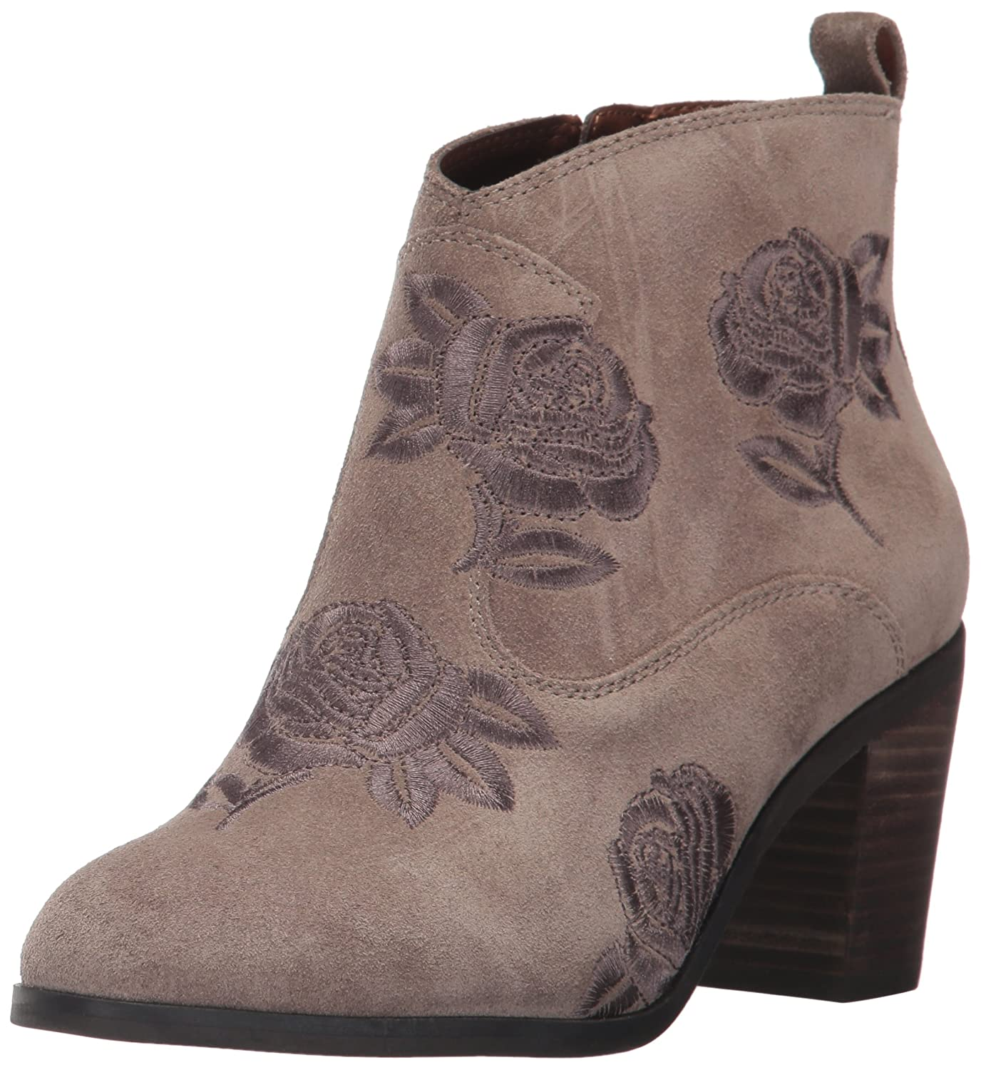 Lucky Brand Women's Pexton Ankle Boot B06XSMP1S9 8 M US|Brindle