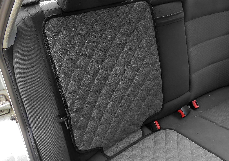 Schutzh/ülle f/ür Ihren Autositz Passend f/ür Range Rover EVOQUE Gesteppte Kindersitzunterlage Schonauflage f/ür die Autositze