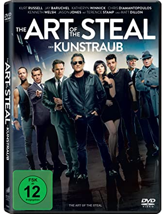 The Art of the Steal - Der Kunstraub [Alemania] [DVD]