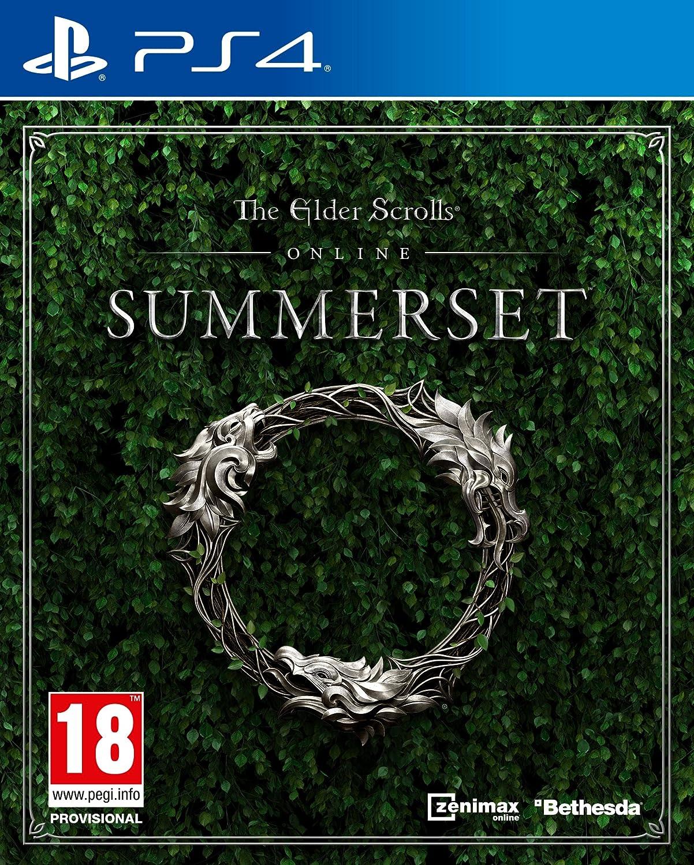 Elder Scrolls Online: Summerset (PS4): Amazon co uk: PC