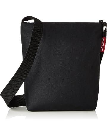 a63ac503275a6 reisenthel shoulderbag S black Maße  29 x 28