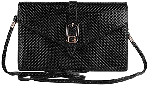 Black Elegant Diamond Women Clutch Bag for Sharp AQUOS Crystal ... 7c6abb635c