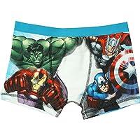 Garçons Marvel Avengers Hulk Thor Ironman Camion Compatible avec Boxer Style Slip tailles de 4 à 10 ans