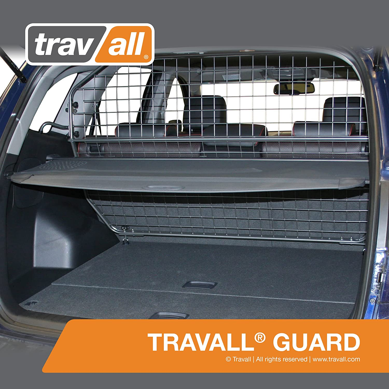 Travall® Guard Hundegitter TDG1196 – Maßgeschneidertes Trenngitter in Original Qualität