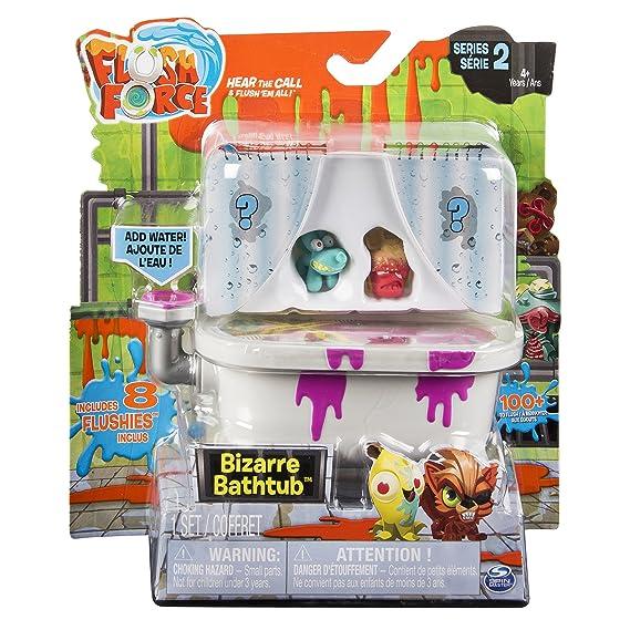 Amazon.com: Flush Force 6044877 Bizarre Bathroom, Multi-Colour: Toys & Games