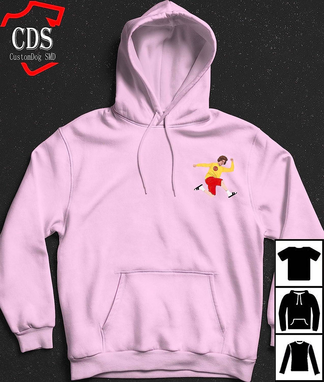 Hoodie Birthday gift shirt Mens Women Danny Duncan Hoodie DD Light Pink Hoodie T-Shirt Gift shirt