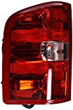 TYC 11-6222-00-1 Compatible with CHEVROLET Left Replacement Tail Lamp