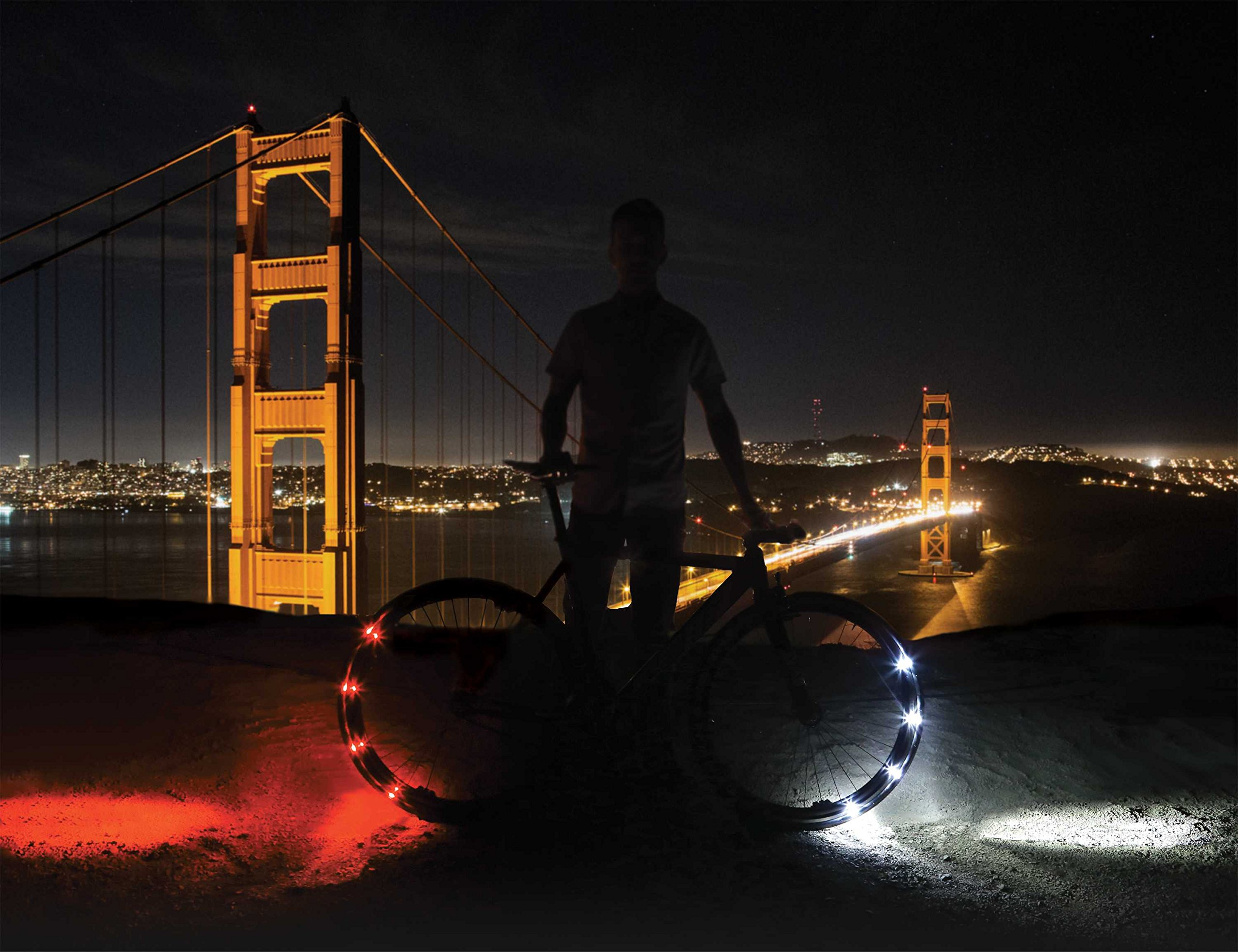 Revolights Eclipse Bicycle Lighting System, 700c/27-Inch by Revolights (Image #3)