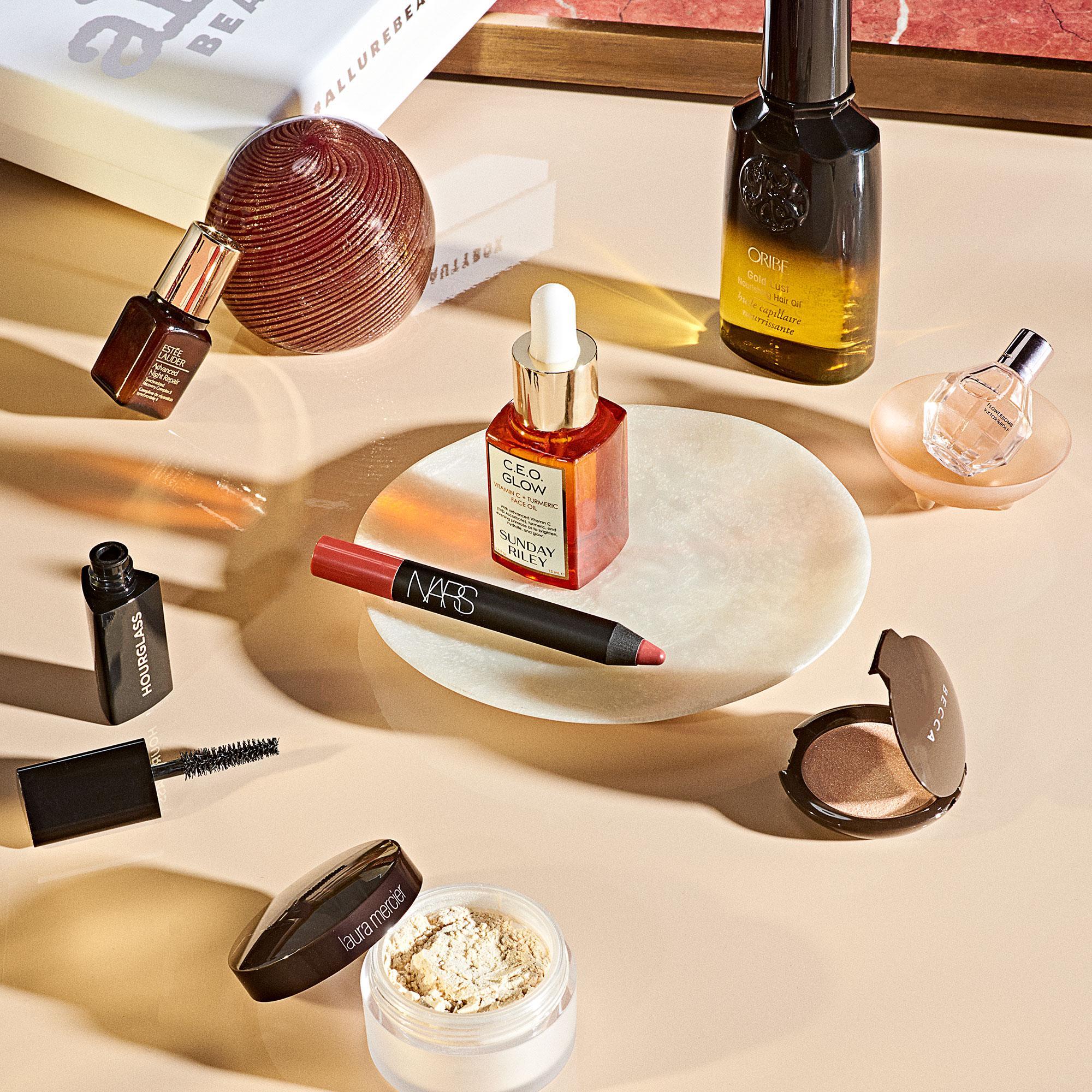 Allure's luxury beauty subscription