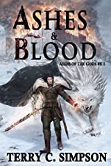 Ashes and Blood (Aegis of the Gods Book 2) Kindle Edition