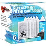 Koller Products Replacement Filter Cartridges - Small, 6-Pack
