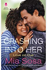 Crashing into Her: A Novel (Love on Cue Book 3)
