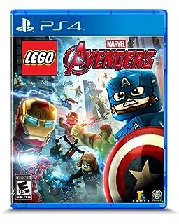lego marvels avengers playstation 4