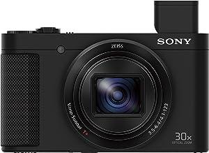Sony DSCHX80/B High Zoom Point & Shoot Camera (Black) (Renewed)