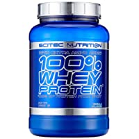 Scitec Nutrition Whey Protein, Vanille, 1er Pack (1 x 920 g)