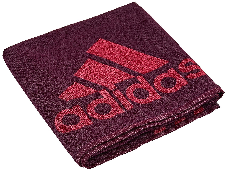 adidas L, Asciugamani Unisex – Adulto, Rosso (Rojnoc/Rubmis), Taglia Unica Asciugamani Unisex - Adulto BR0952