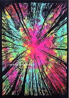 Amazon Com Aaral Indian Round Beach Tapestry Hippie Boho Mandala