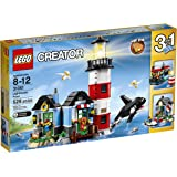 LEGO Creator 31051 Lighthouse Point Building Kit (528 Piece)