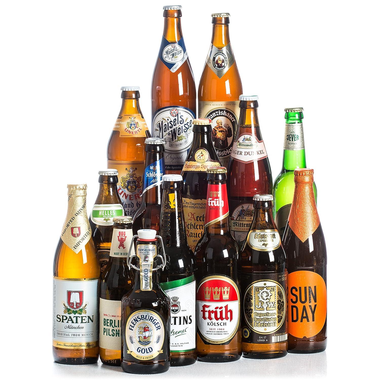 Beer Hawk German Beer Case  15 Beers Per Case