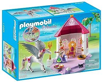 Playmobil - 5985 - Chambre Princesse avec Pégase: Amazon.fr: Jeux et ...