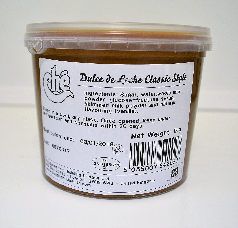 Ché Dulce de Leche 1kg: Amazon.es: Alimentación y bebidas