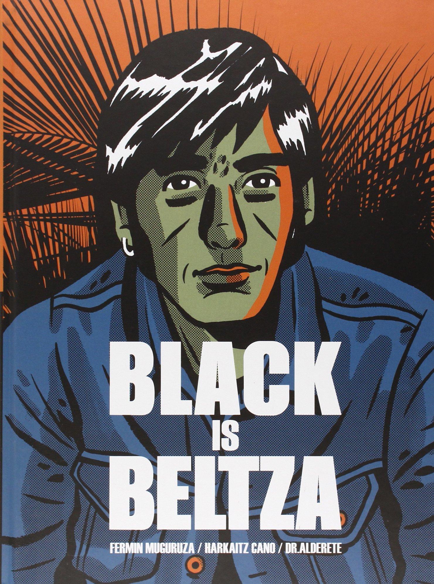 Black Is Beltza (Caos (bang)) Tapa dura – 14 nov 2014 Vv.Aa. 8416114188 Graphic novels Novelas GrÁficas