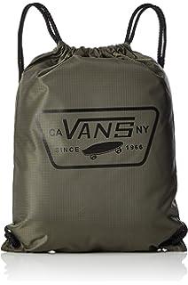 Vans League Bench Bag Mochila, 44 cm, 12 L, Grape Leaf de Black