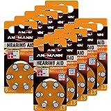 Access Panels UK batería ANSMANN de cinc de inducción de Audio con Accesorios para Mejorar la