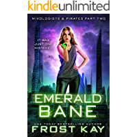 Emerald Bane (Mixologists and Pirates Book 2)