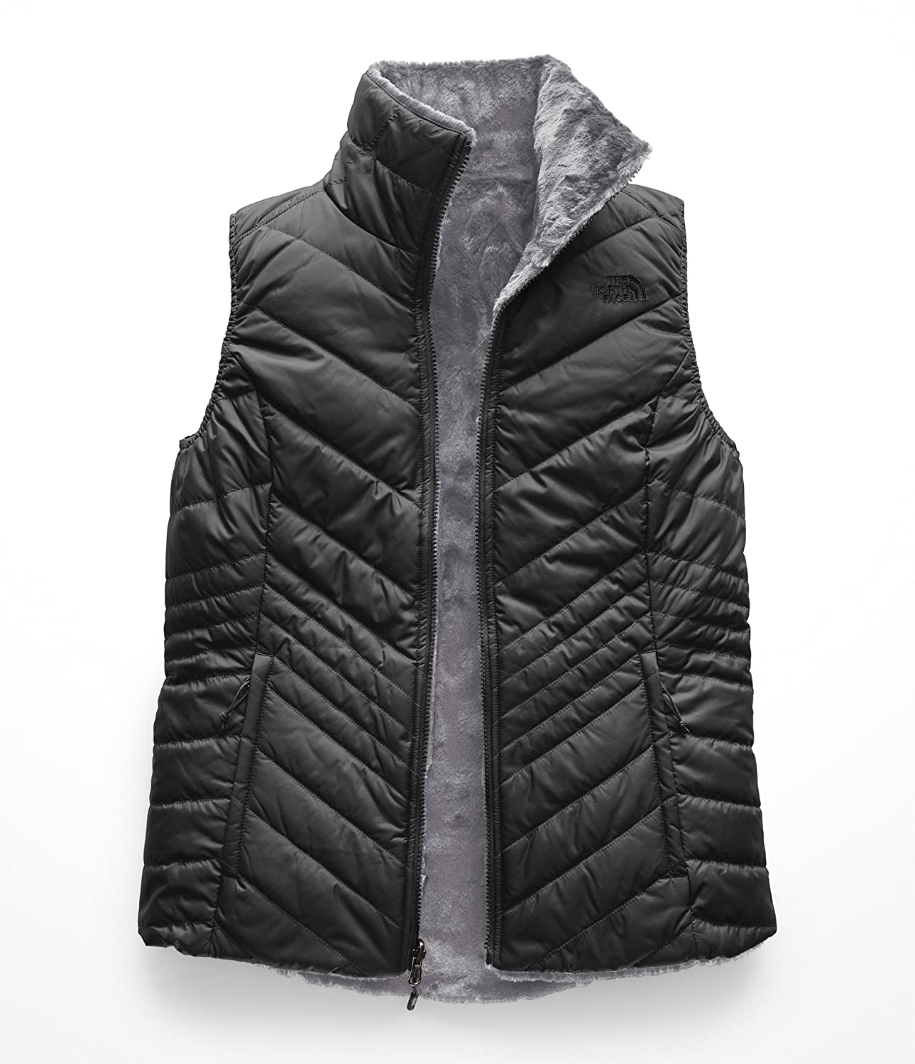The North Face Women s Mossbud Insulated Reversible Vest at Amazon Women s  Coats Shop a2066aeba