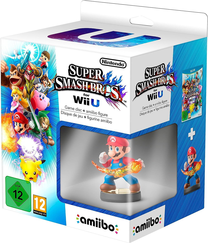 Super Smash Bros. + Amiibo Mario: Amazon.es: Videojuegos