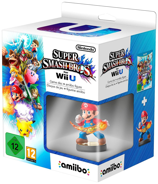 Super Smash Bros + amiibo smash Mario: Amazon.de: Games
