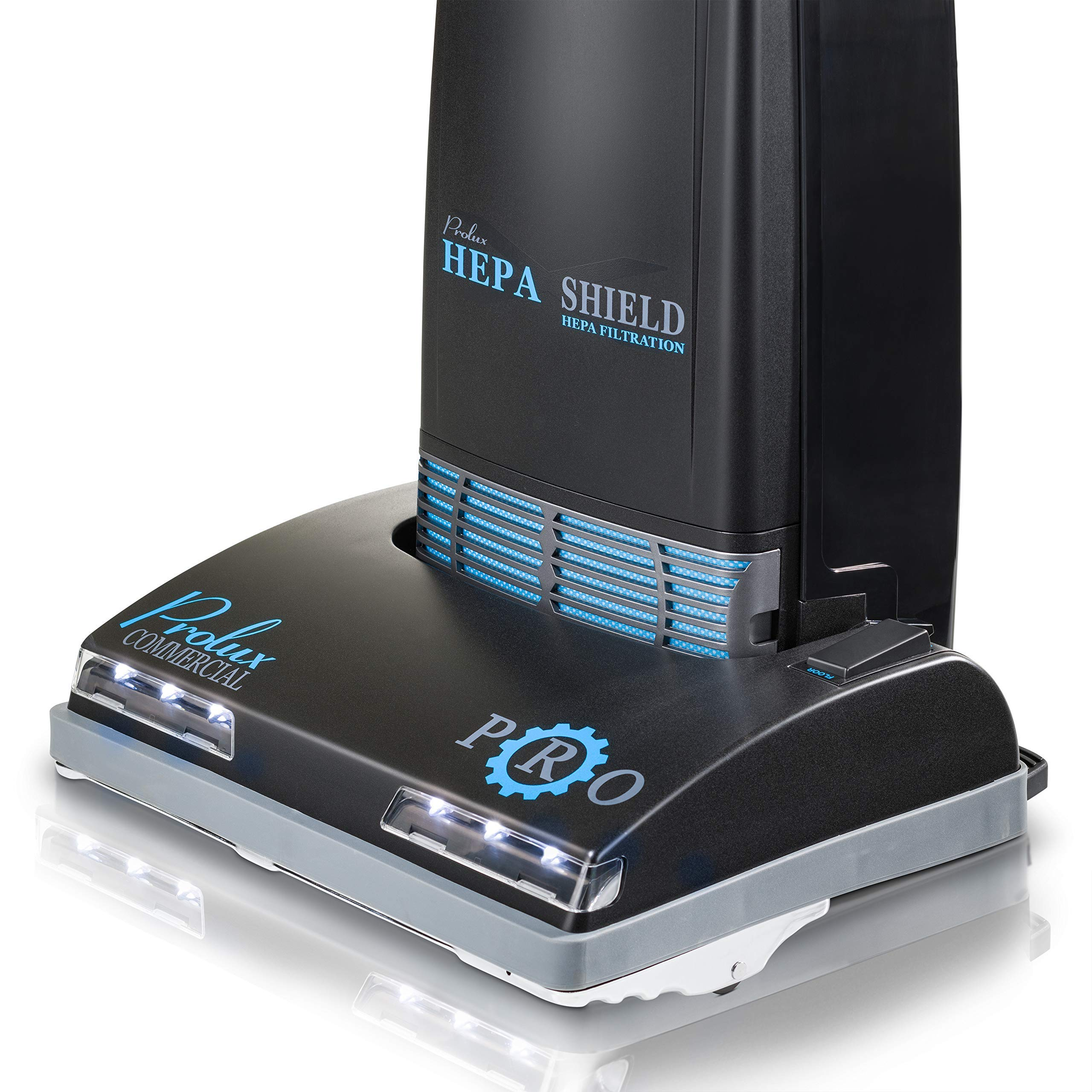 8000 Commercial Upright Vacuum with HEPA Filter by Prolux