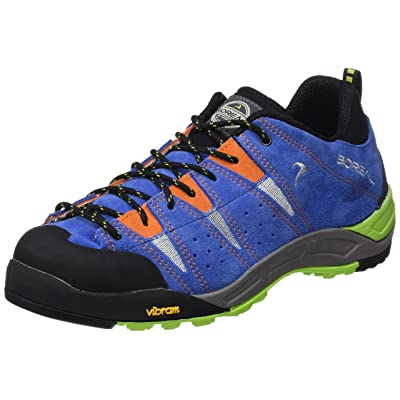 Boreal Climbing Shoes Mens Lightweight Sendai Azul 7 Blue 34011: Sports & Outdoors