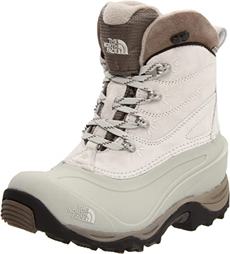 5537bf2d8b The North Face Chilkat II Bottes de neige pour femme, Femme, Moonlight  Ivory/Khaki: Amazon.fr: Sports et Loisirs