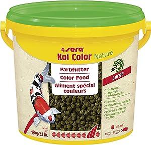 Sera 7025 KOI Color Large 2.2 lb 3.800 ml Pet Food, One Size