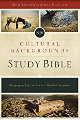 NIV, Cultural Backgrounds Study Bible, eBook: Bringing to Life the Ancient World of Scripture Kindle Edition