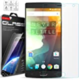 Oneplus 2 screen protector, Kaptron (TM) Tempered Glass Ultra-Clear High Definition Screen protector perfect fit for Oneplus two