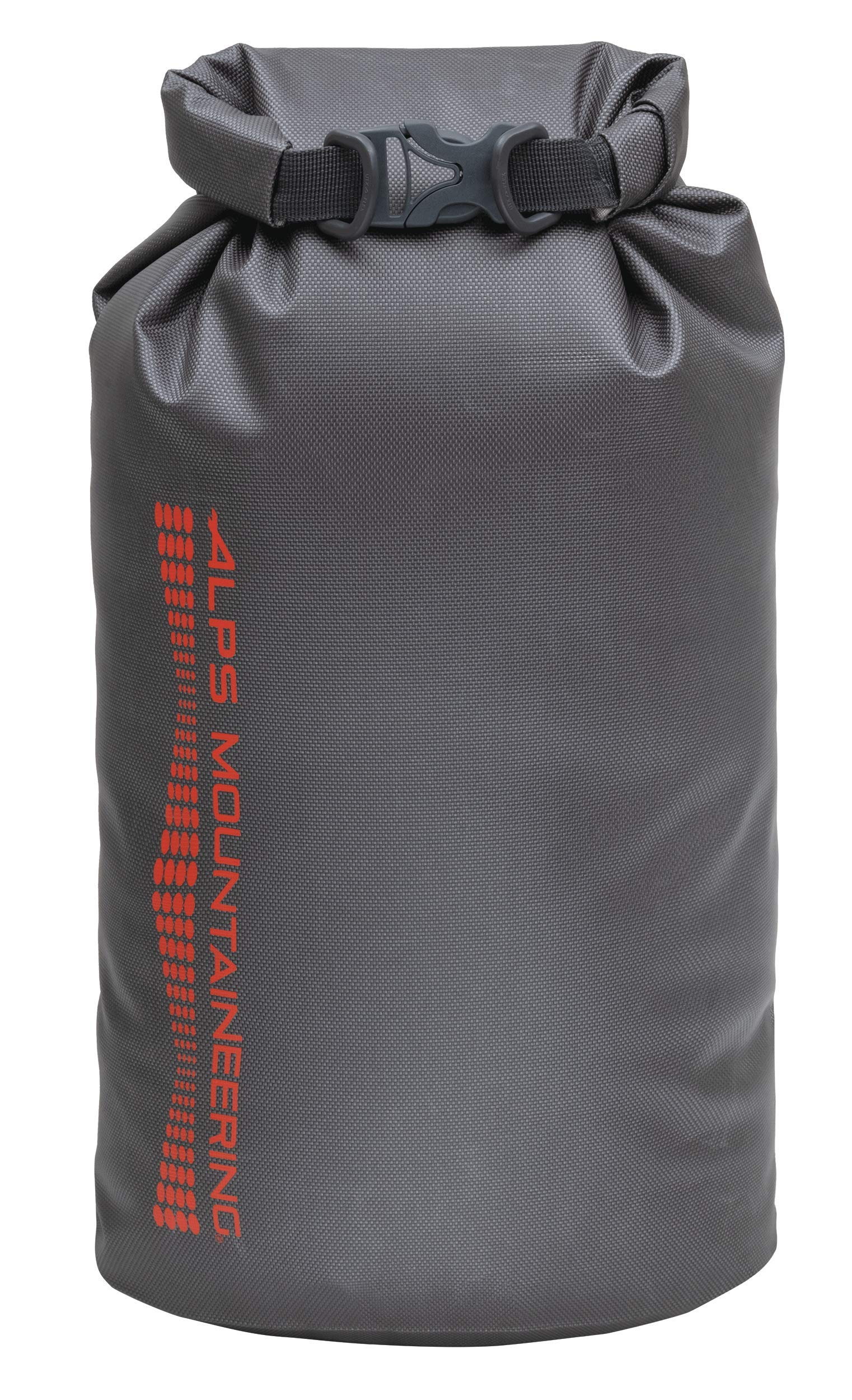 ALPS Mountaineering Torrent Waterproof Dry Bag 20L, Charcoal by ALPS Mountaineering