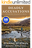 Deadly Accusations: A Miranda Riley Paranormal Cozy Mystery (Miranda Riley Paranormal Cozy Mysteries Book 3)