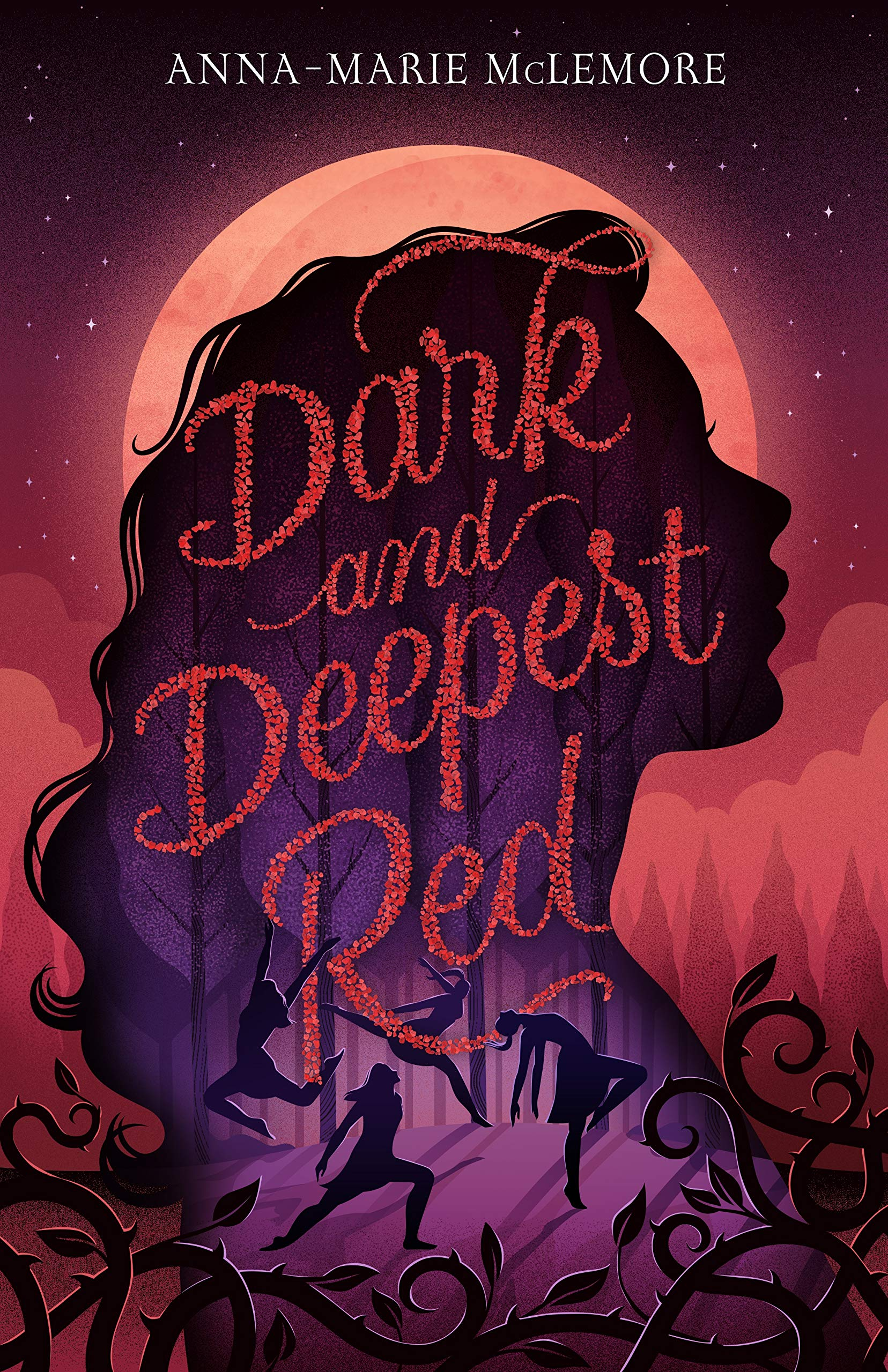 Image result for dark and deepest red