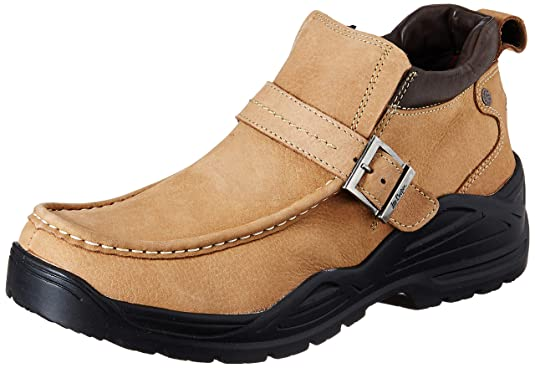 Lee Cooper Men's Leather Boots Men's Boots at amazon